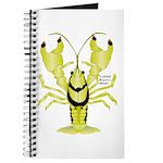 Crayfish Freshwater Ringed PBFW Journal