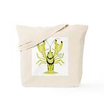 Crayfish Freshwater Ringed PBFW Tote Bag