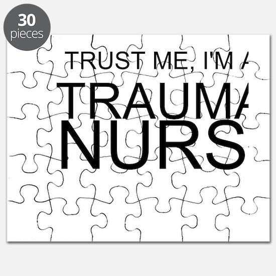 Trust Me, Im A Trauma Nurse Puzzle