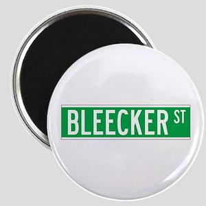 Bleecker St., New York - USA Magnet