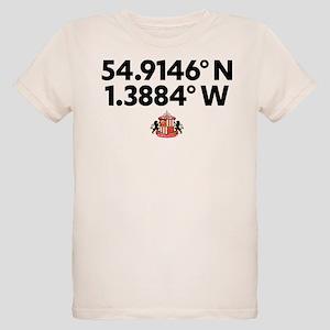 Sunderland AFC Coordinates Organic Kids T-Shirt