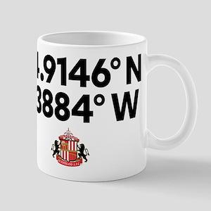 Sunderland AFC Coordinates 11 oz Ceramic Mug