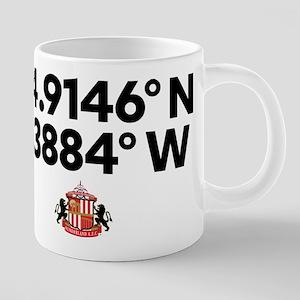 Sunderland AFC Coordinates 20 oz Ceramic Mega Mug