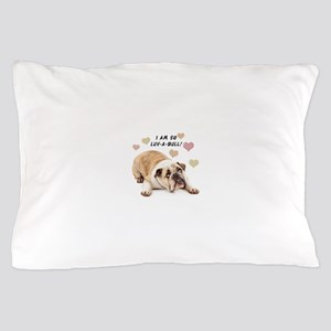 Luv-a-Bull Pillow Case