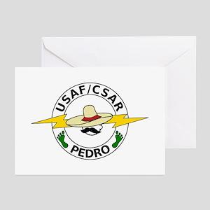PEDRO Greeting Cards (Pk of 10)