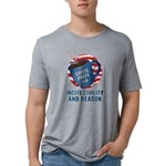 Men's Deluxe T-Shirt (heather)   Coffee Party