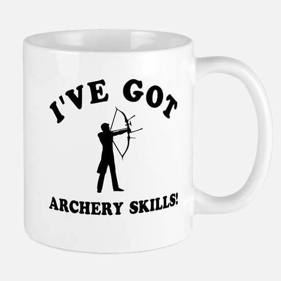 I've got Archery skills Mug