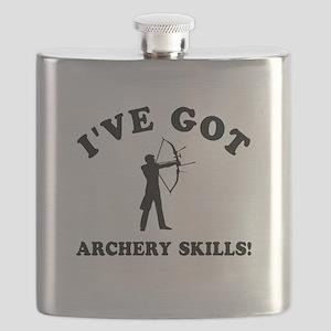 I've got Archery skills Flask