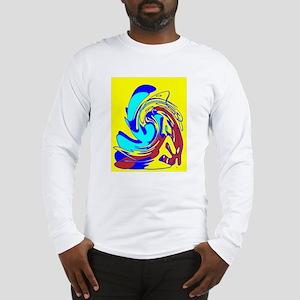 sks-Original Art Long Sleeve T-Shirt