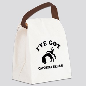 I've got Capoeira skills Canvas Lunch Bag