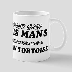Funny Russian Tortoise designs Mug