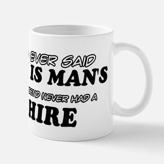 Funny Shire designs Mug