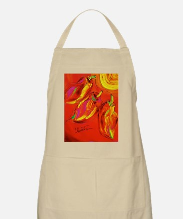 Red Hot Chilis Apron