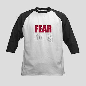 FEAR FAILS Baseball Jersey