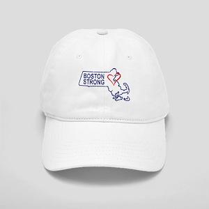 Boston Strong Heart Baseball Cap