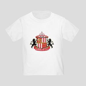 Vintage Sunderland AFC Crest Toddler T-Shirt