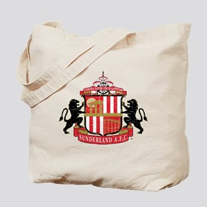 Vintage Sunderland AFC Crest Tote Bag