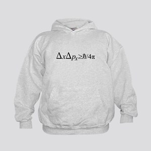Heisenberg Uncertainty Principle Kids Hoodie
