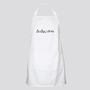 Heisenberg Uncertainty Principle Apron