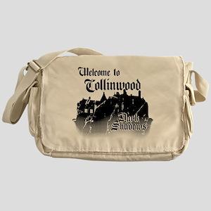 Dark Shadows Welcome To Collinwood Messenger Bag