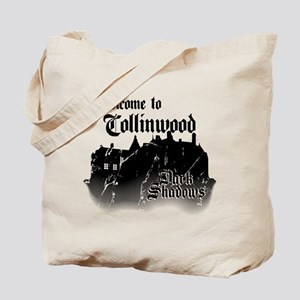 Dark Shadows Welcome To Collinwood Tote Bag