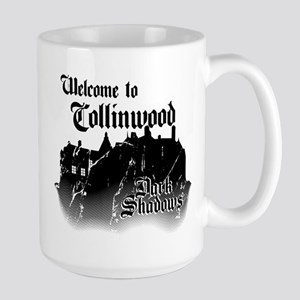 Dark Shadows Welcome To Collinwood Mug