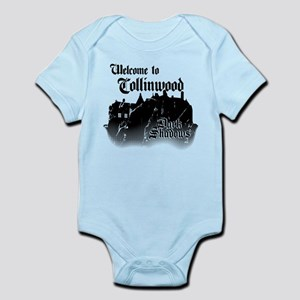 Dark Shadows Welcome To Collinwood Body Suit