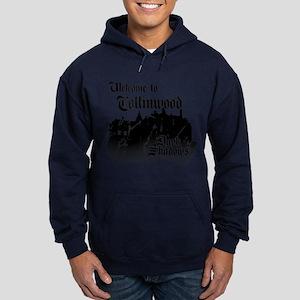 Dark Shadows Welcome To Collinwood Hoodie
