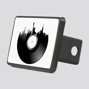 New York City Vinyl Record Hitch Cover
