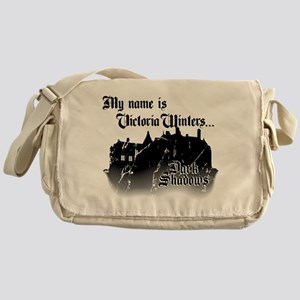 Dark Shadows Victoria Winters Messenger Bag
