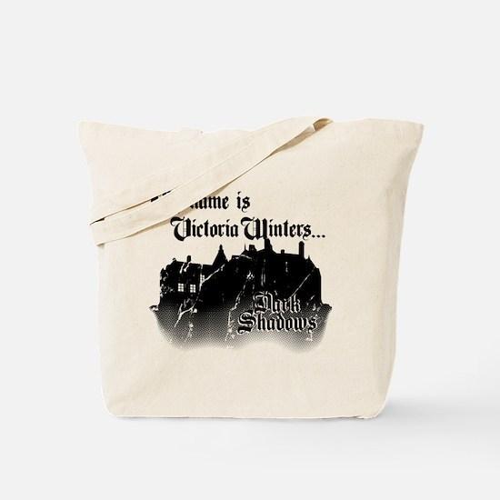 Dark Shadows Victoria Winters Tote Bag
