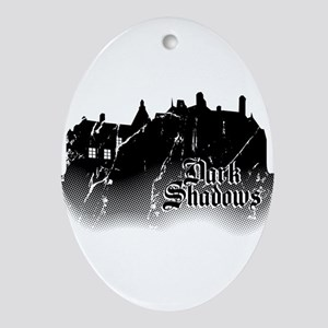 Dark Shadows Collinwood Ornament (Oval)