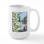 Save the Planet or ELSE! Coffee Mug
