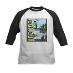 Save the Planet or ELSE! Baseball Jersey