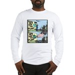 Save the Planet or ELSE! Long Sleeve T-Shirt