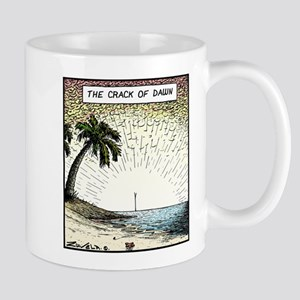 The crack of Dawn Mug
