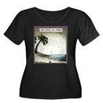 The crack of Dawn Plus Size T-Shirt