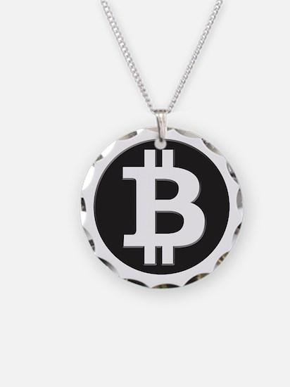 Bitcoin Necklace