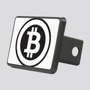 Bitcoin Hitch Cover