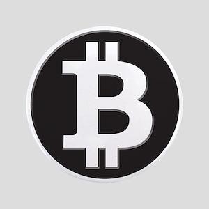 """Bitcoin 3.5"""" Button"""