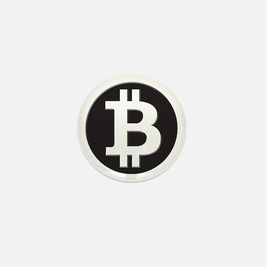 Bitcoin Mini Button