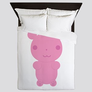 Gummi Bear - Pink Queen Duvet