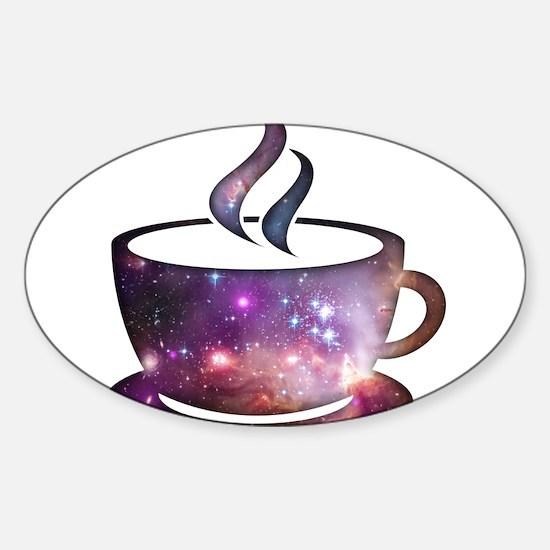 Cosmic Coffee Decal