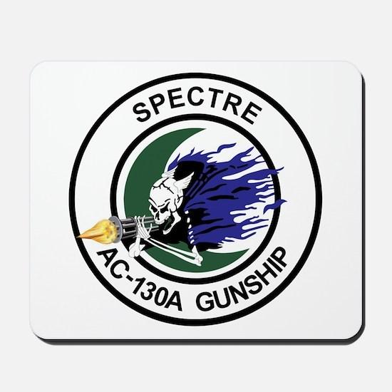 AC-130A Spectre Mousepad