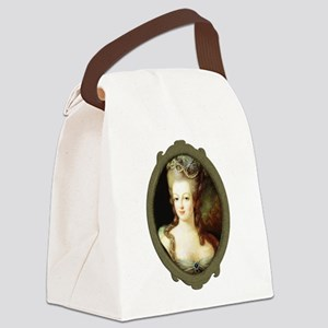 Marie-Antoinette - Canvas Lunch Bag