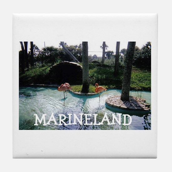 Marineland Florida Tile Coaster