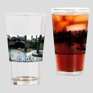 Marineland Florida Drinking Glass