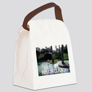 Marineland Florida Canvas Lunch Bag