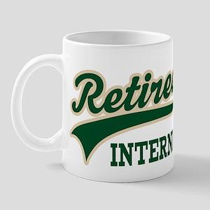 Retired Internist Mug