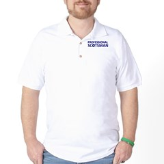 Professional Scotsman Golf Shirt